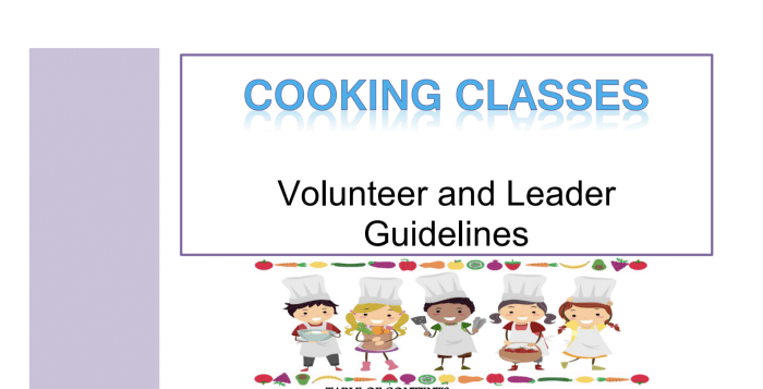 Volunteer guidebook