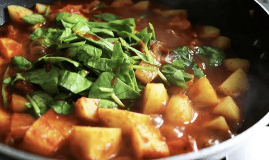 Potato Curry 🥔  🍛