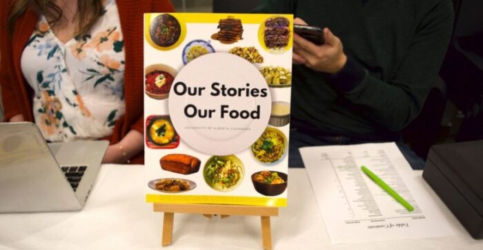 First campus-wide cookbook explores the personal side of cooking